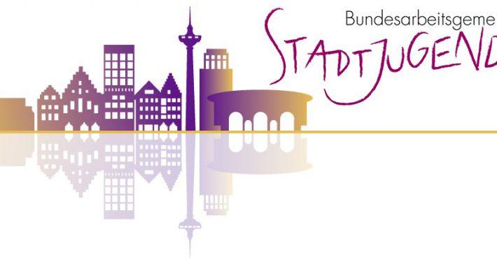 Logo Bundesarbeitsgemeinschaft Evangelische Stadtjugendarbeit e.V. Mobil
